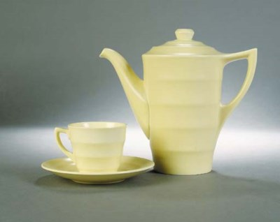 A Wedgwood coffee set for six