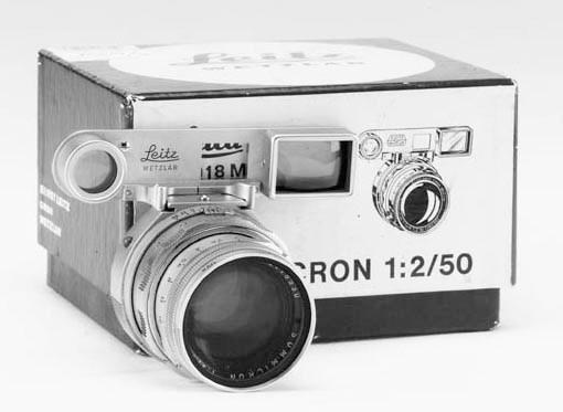 Summicron f/2 50mm. no. 211593