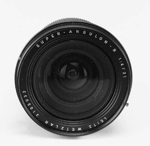 Super-Angulon 21mm. f/4 no. 31