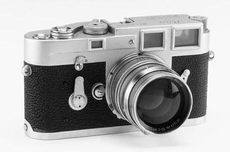 Leica M3 no. 1000405