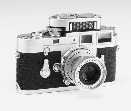 Leica M3 no. 1045517