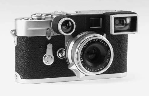 Leica M3 no. 735196