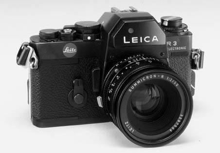Leica R3 Electronic no. 145396