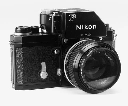 Nikon F no. 7244717