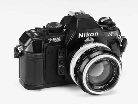 Nikon AF F-501 no. 5152937