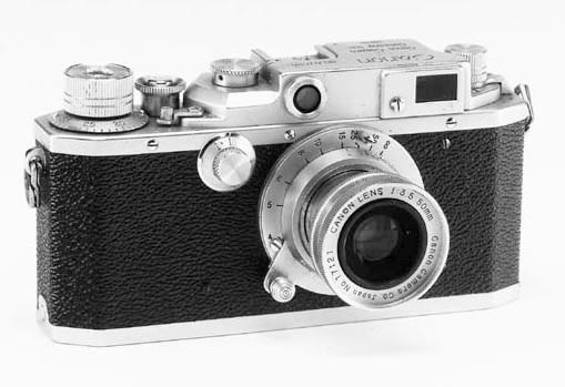 Canon IID1 no. 87628