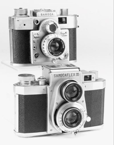 Samocaflex 35 TLR no. 551258