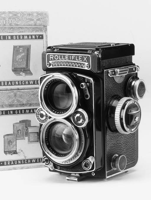 Rolleiflex no. 1634446