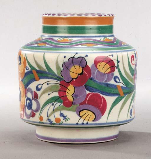 A CSA shouldered vase