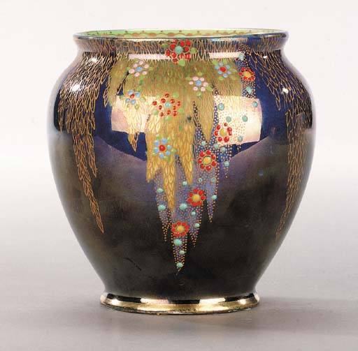 'Eden' a vase