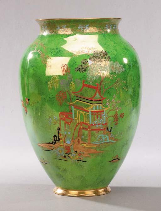 'New Mikado' a vase