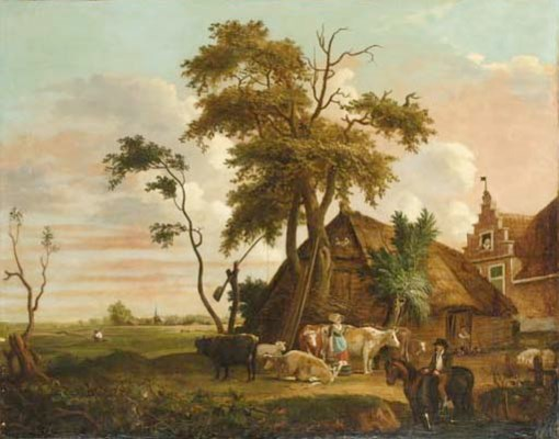 Dutch School, circa 1800