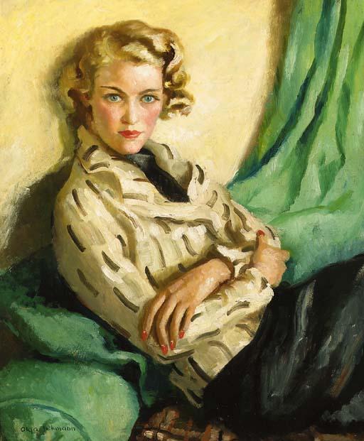 Olga Lehmann (20th Century)
