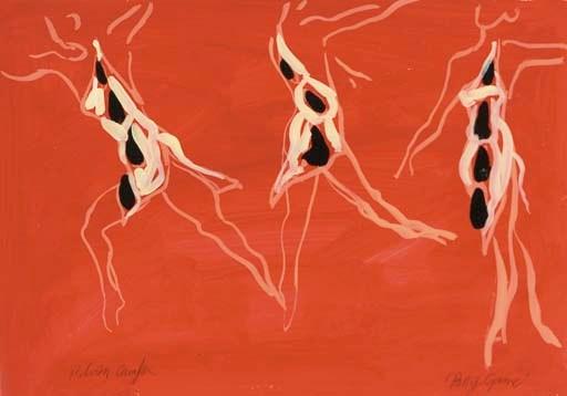 Patrick Caulfield (b.1936)