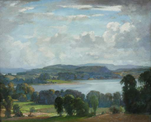 James Whitelaw Hamilton, R.S.A