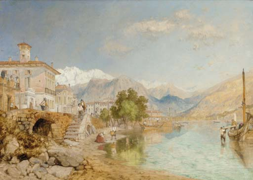Attributed to James Baker Pyne
