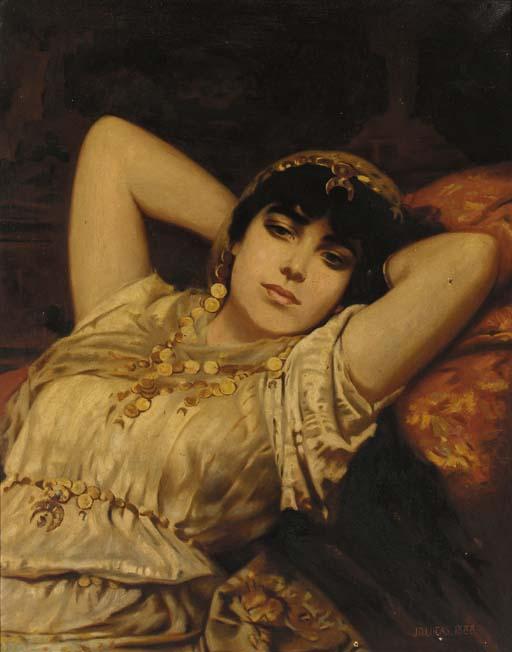 J. D. Lucas, circa 1888