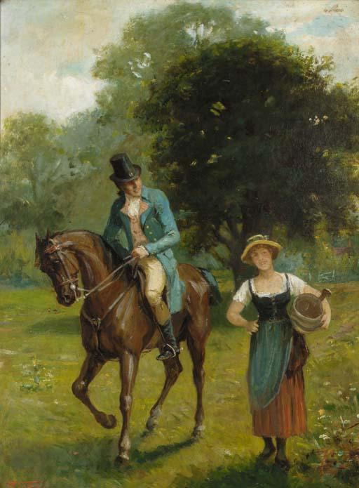George Fox (fl.1873-1889)