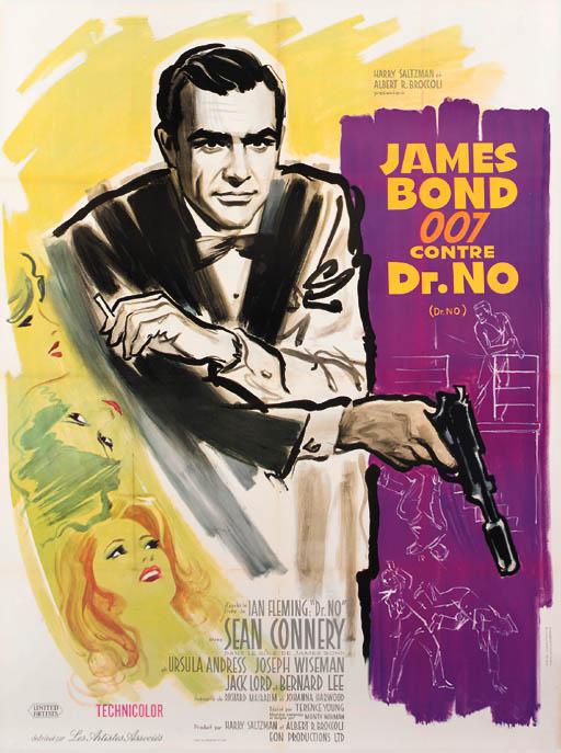 Dr. No/James Bond 007 Contre D