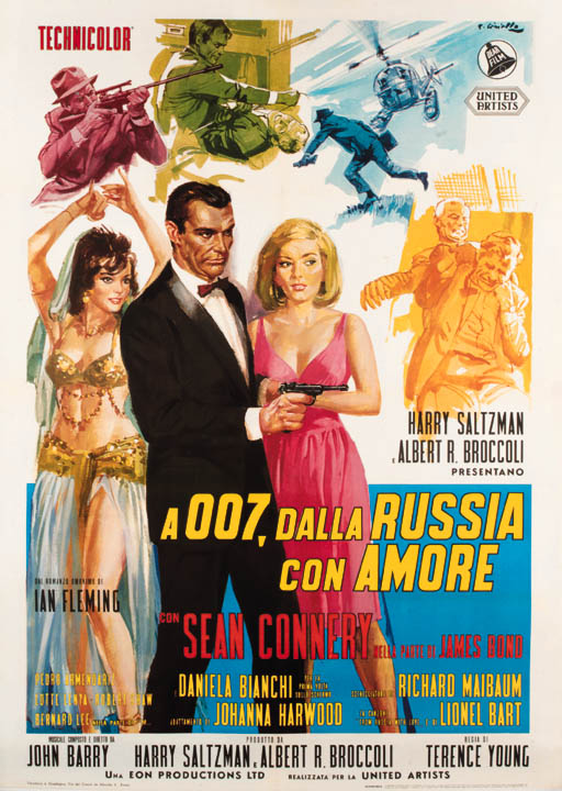 From Russia With Love/A 007, D