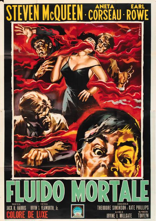 The Blob/Fluido Mortale