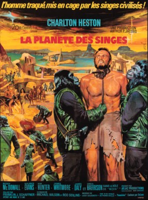 Planet Of The Apes/La Planète