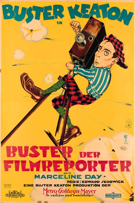 The Cameraman/Der Filmreporter