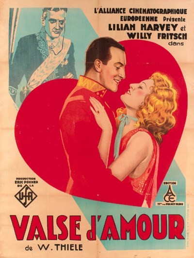 The Love Waltz/Valse D'Amour