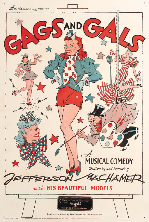 Gags And Gals