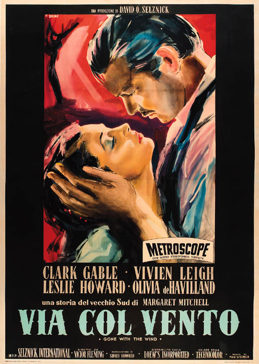 Gone With The Wind/Via Col Ven