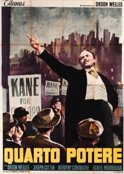 Citizen Kane/Quarto Potere