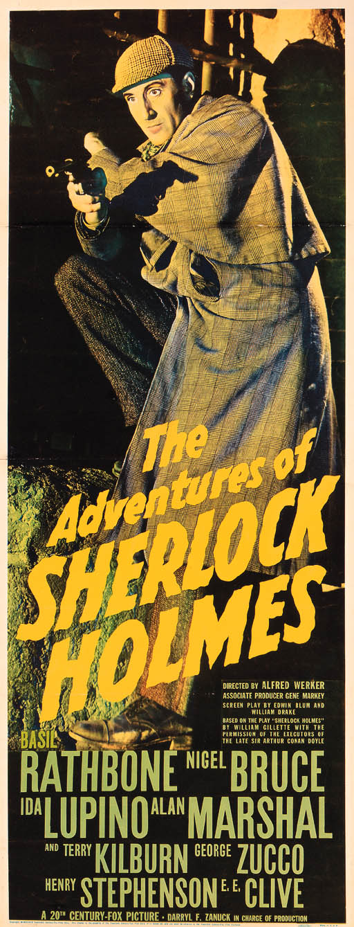 The Adventures Of Sherlock Hol