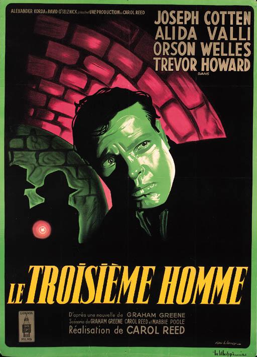 The 3rd Man/Le Troisieme Homme