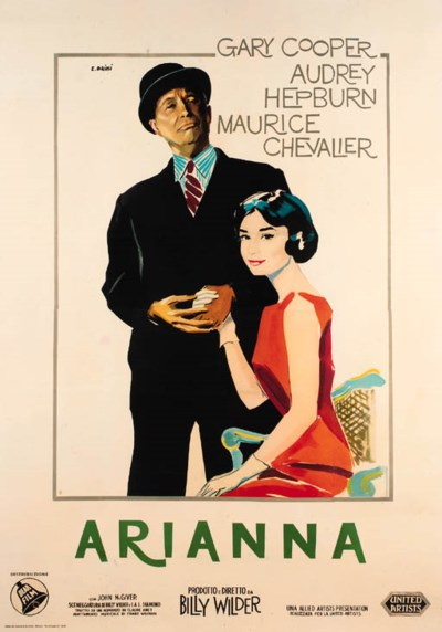 Love In the Afternoon/Arianna