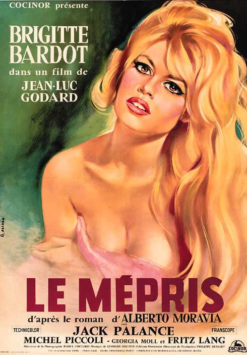 Le Mépris/Contempt