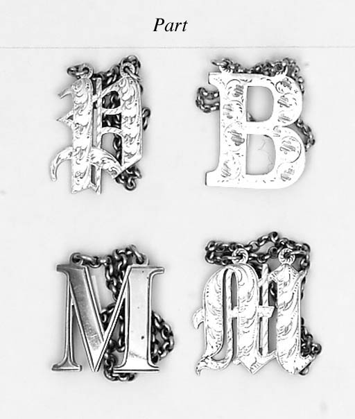 'C', 'B', 'M' and 'S',