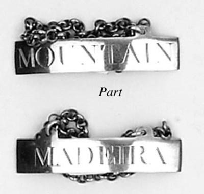 MOUNTAIN, SHERRY, MADEIRA and