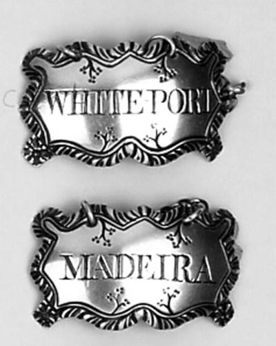 MADEIRA and WHITE WINE