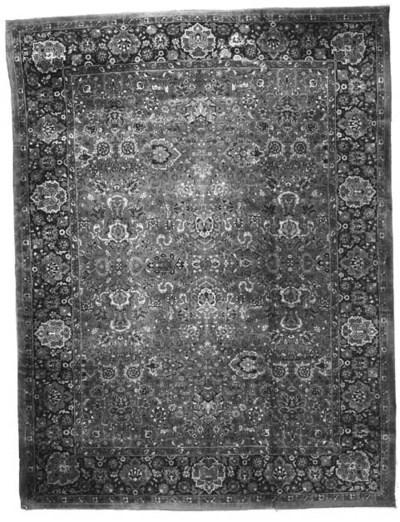 A fine Indo-Sparta carpet