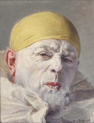 Armand Henrion (b. 1875)