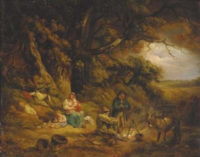Circle of Thomas Hand (d.1804)