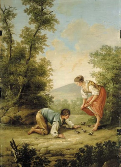 Manner of Francois Boucher