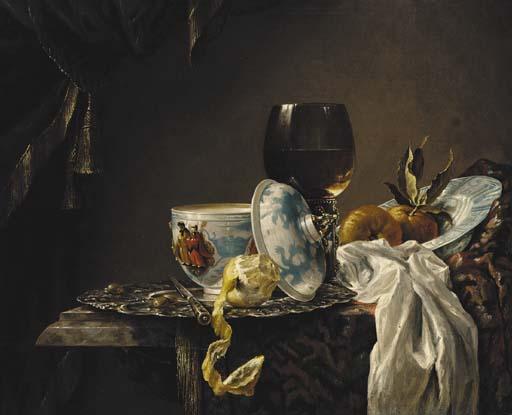Manner of Willem Kalf
