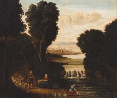 French School, circa 1720