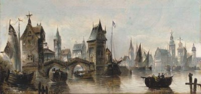 E. Gilbert, 19th Century