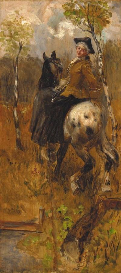 Wilhelm Carl Rauber (1849-1926