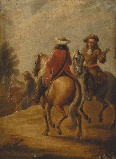 Lambert de Hondt (c.1620-1665)