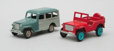 Gasquy Sep-Toy Jeeps