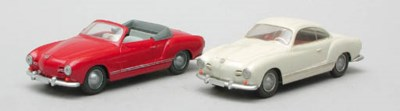 Wiking 1:40 Scale Volkswagens