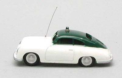 Märklin Porsche 356A Coupés